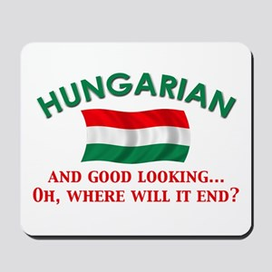 Good Lkg Hungarian 2 Mousepad